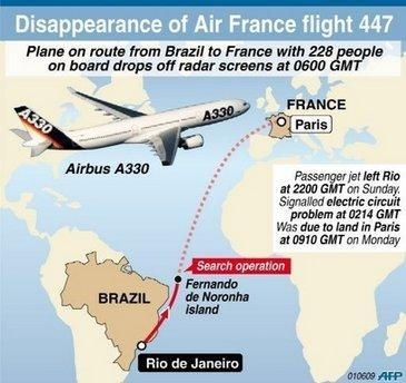 Search continues for Air France jet off coast of Brazil CCTV ...