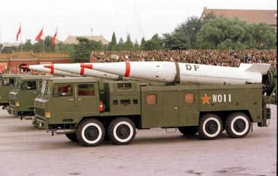 M-9 Surface to-surface tactical missile