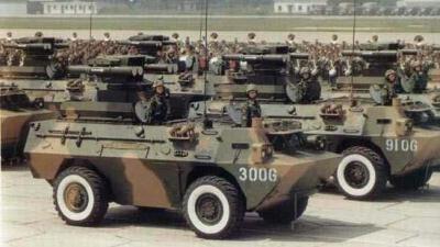 RedArrow-8Anti-tankGuidedMissileVehicle