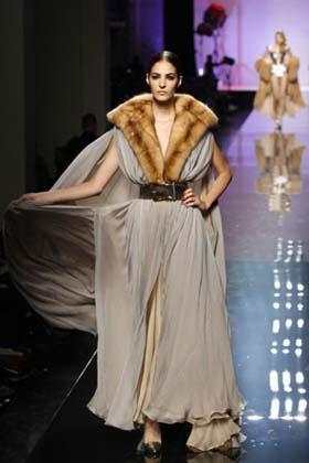 Jean Paul Gaultier S Autumn Winter Haute Couture Cctv International