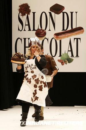 2009 Salon Du Chocolat Opens In Paris Cctv International