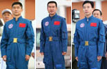 Three astronauts confirmed for Shenzhou VII mission