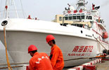 "Emergency rescue ship for ""Shenzhou-7"" ready"