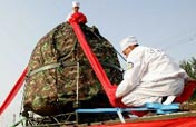 Shenzhou-7 capsule shipped to Beijing for further studies