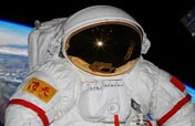 Ground-breaking technology behind China´s first spacesuit